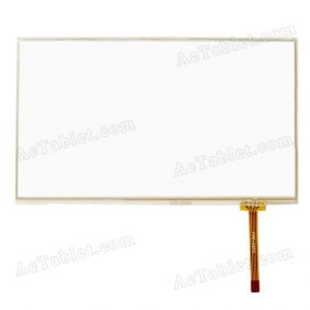 FPC-0373 Digitizer Glass Touch Screen Replacement for 7 Inch MID Tablet PC