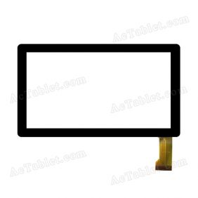 OPD-TPC0124 HD Digitizer Glass Touch Screen Replacement for 7 Inch MID Tablet PC