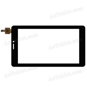 OPD-TPC163 HD Digitizer Glass Touch Screen Replacement for 7 Inch MID Tablet PC