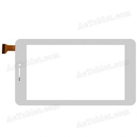 GM140A070G_FPC_1 Digitizer Glass Touch Screen Replacement for 7 Inch MID Tablet PC