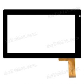 TPC7102 Digitizer Glass Touch Screen Panel Replacement for 7 Inch Tablet PC