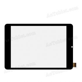 TPC1118VER1.0 Digitizer Glass Touch Screen Replacement for 8 Inch MID Tablet PC