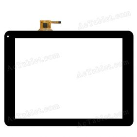 PINGBO PB97A8961 Digitizer Touch Screen Replacement for 9.7 Inch Tablet PC
