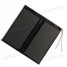 Replacement Battery for Zenithink C91 ZT-280 Tablet PC 7.4V