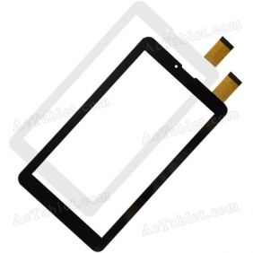 Digitizer Touch Screen Replacement for MLS iQTab Blaze 3G IQ7124 7 Inch Tablet PC