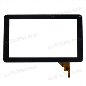 CS3849 Digitizer Glass Touch Screen Replacement for 9 Inch MID Tablet PC