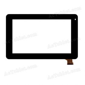 F0194 X Digitizer Glass Touch Screen Replacement for 7 Inch MID Tablet PC