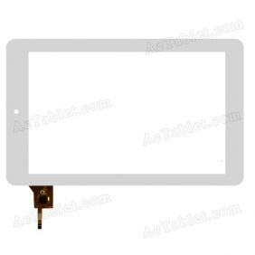 F0846 KDX Digitizer Glass Touch Screen Replacement for 8 Inch MID Tablet PC
