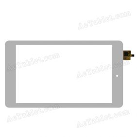 F0585 X Digitizer Glass Touch Screen Replacement for 7 Inch MID Tablet PC