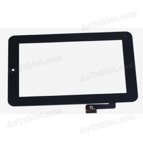 F0449 X Digitizer Glass Touch Screen Replacement for 7 Inch MID Tablet PC