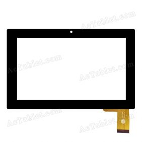 ZHC-126A Digitizer Glass Touch Screen Replacement for 7 Inch MID Tablet PC