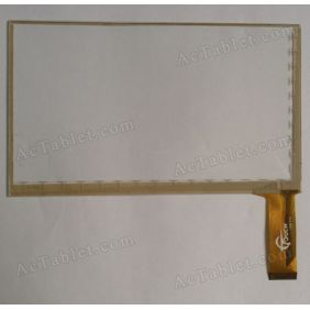 FC070002-CTP Digitizer Glass Touch Screen Replacement for 7 Inch MID Tablet PC