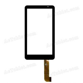 GT70MK727 Digitizer Glass Touch Screen Replacement for 7 Inch MID Tablet PC