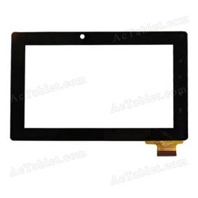 300-N3690P-A00-V1.0 Digitizer Glass Touch Screen Replacement for 7 Inch MID Tablet PC
