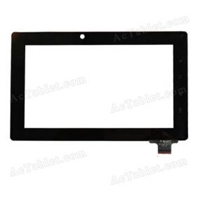 DPT 300-N3690E-A00-V1.0 Digitizer Glass Touch Screen Replacement for 7 Inch MID Tablet PC