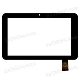 AT-C7055D-FPC Digitizer Glass Touch Screen Replacement for 7 Inch MID Tablet PC
