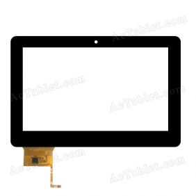 SK-9010 Digitizer Glass Touch Screen Replacement for 9 Inch MID Tablet PC