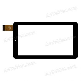 Digitizer Touch Screen Replacement for Storex eZeeTab 7D11-M 7 Inch MID Tablet PC