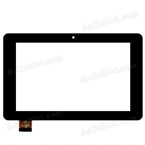 Replacement Touch Screen for VIDO Yuandao N70S Dual Core Tablet PC