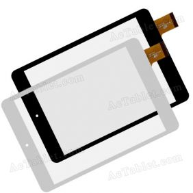 Digitizer Touch Screen Replacement for Goclever Quantum 785 TAB A7821 Tablet PC