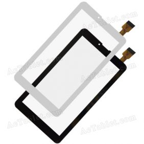 XN1176V6 Digitizer Glass Touch Screen Replacement for 7 Inch MID Tablet PC