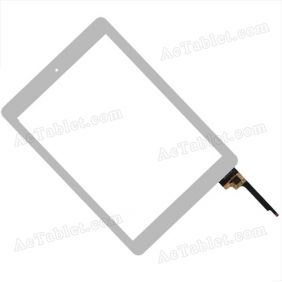 80701-0B5138A MB976T9 Digitizer Glass Touch Screen Replacement for 9.7 Inch Tablet PC