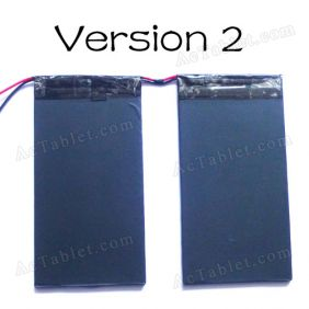 Replacement 7200mAh Battery for Cube U30GT 1 RK3188 Quad Core Tablet PC