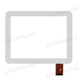 MT97002 MT97021-V3 Digitizer Glass Touch Screen Replacement for 9.7 Inch MID Tablet PC