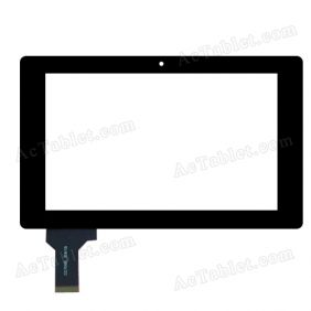 CG7068_3061B Digitizer Glass Touch Screen Replacement for 7 Inch MID Tablet PC