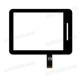 300-L3500B-A00 Digitizer Glass Touch Screen Replacement for 7 Inch MID Tablet PC