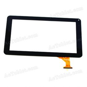 CZY6203X01-FPC Digitizer Glass Touch Screen Replacement for 9 Inch MID Tablet PC