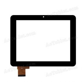 70311B1 B2 70352A0 Digitizer Glass Touch Screen Replacement for 7 Inch MID Tablet PC
