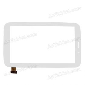 CT1802BZLD Digitizer Glass Touch Screen Replacement for 7 Inch MID Tablet PC