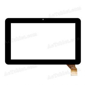 MGLCTP-001 Digitizer Glass Touch Screen Replacement for 7 Inch MID Tablet PC