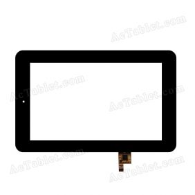 MA704D5 Digitizer Glass Touch Screen Replacement for 7 Inch MID Tablet PC