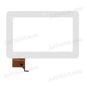 LT90036 Digitizer Glass Touch Screen Replacement for 8.9 Inch MID Tablet PC