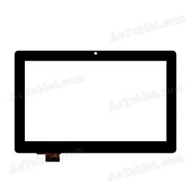 7089C0 Digitizer Glass Touch Screen Replacement for 7 Inch MID Tablet PC