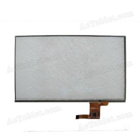 70033A0-FPC Digitizer Glass Touch Screen Replacement for 7 Inch MID Tablet PC