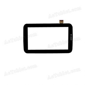 TPC0800 VER2.0 Digitizer Glass Touch Screen Replacement for 7 Inch MID Tablet PC