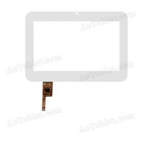 TPC0616VerR1.0 Digitizer Glass Touch Screen Replacement for 4.3 Inch MID Tablet PC