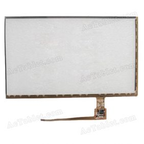 TPC0311 VER1.0 Digitizer Glass Touch Screen Replacement for 7 Inch MID Tablet PC