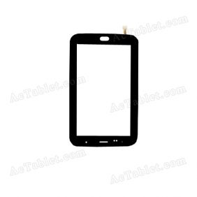 NJG070080ACGOF Digitizer Glass Touch Screen Replacement for 7 Inch MID Tablet PC