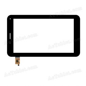 MA701M5 GG718S Digitizer Glass Touch Screen Replacement for 7 Inch MID Tablet PC
