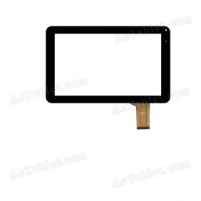 CZY6808A01-FPC Digitizer Glass Touch Screen Replacement for 9 Inch MID Tablet PC