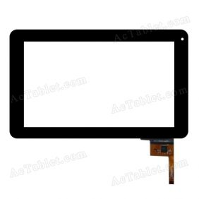 AD-C-900041-1-FPC Digitizer Glass Touch Screen Replacement for 9 Inch MID Tablet PC