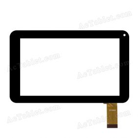 3FPC089A01 Digitizer Glass Touch Screen Replacement for 7 Inch MID Tablet PC