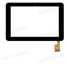 PB101DR8152 Digitizer Glass Touch Screen Replacement for 10.1 Inch MID Tablet PC