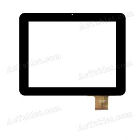 TPC0135 VER1.0 Digitizer Glass Touch Screen Replacement for 9.7 Inch MID Tablet PC