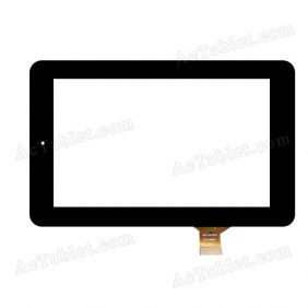 MA707D5 10112-OB5067c 90170-005067C Digitizer Glass Touch Screen Replacement for 7 Inch MID Tablet PC