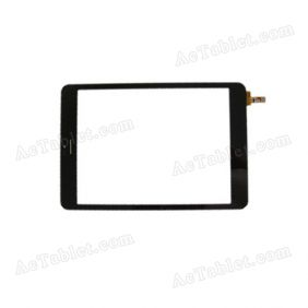 300-L4791C Digitizer Glass Touch Screen Replacement for 7.9 Inch MID Tablet PC